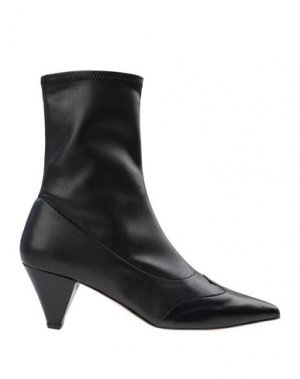 Полусапоги и высокие ботинки ESSENTIEL ANTWERP. Цвет: черный