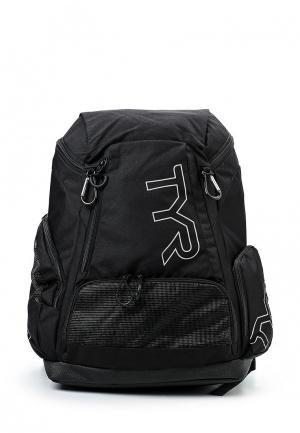 Рюкзак TYR ALLIANCE 30L BACKPACK. Цвет: черный