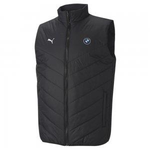Жилет BMW MMS MCS Padded Vest PUMA. Цвет: черный