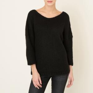 Пуловер IMPALA BA&SH. Цвет: черный