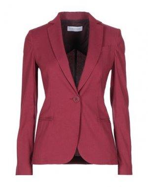 Пиджак CARACTÈRE. Цвет: кирпично-красный