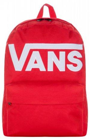 Рюкзак Old Skool III Backpack Vans. Цвет: красный