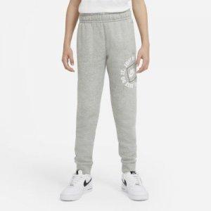 Брюки для мальчиков школьного возраста Nike Sportswear JDI - Серый