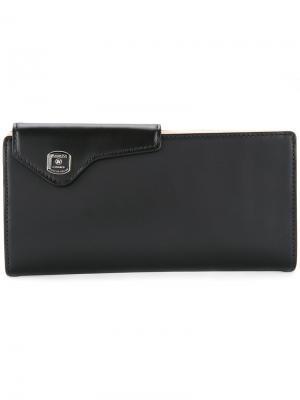 Удлиненный бумажник Glass As2ov. Цвет: black