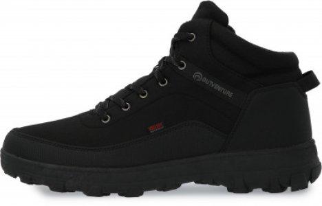 Ботинки утепленные мужские Forester, размер 44 Outventure. Цвет: черный
