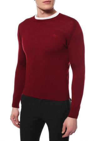 Пуловер Cerruti. Цвет: красный