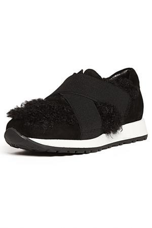 Кроссовки BAGATT. Цвет: black