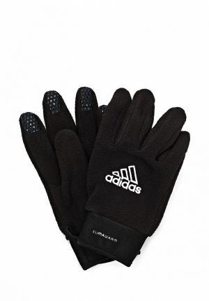 Перчатки adidas FIELDPLAYER. Цвет: черный