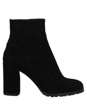 Полусапоги и высокие ботинки MAGLI by BRUNO. Цвет: черный