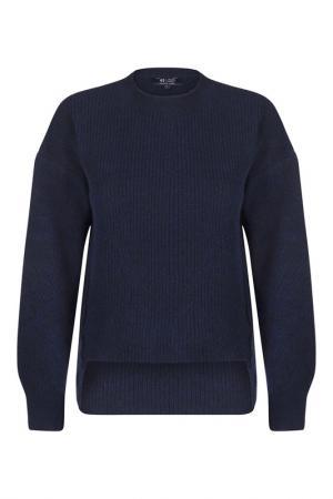 Пуловер FELIX HARDY. Цвет: navy