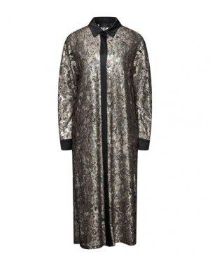 Легкое пальто CLIPS. Цвет: хаки