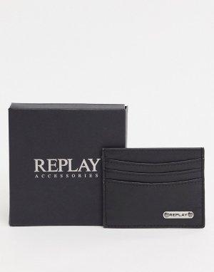 Черная кредитница -Черный Replay