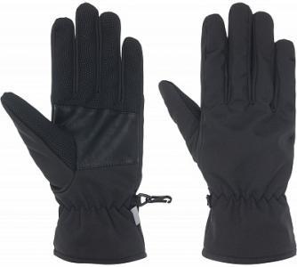 Перчатки , размер 10 Outventure. Цвет: черный