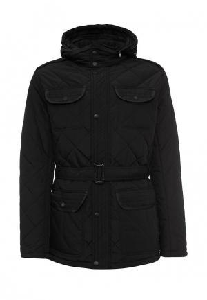 Куртка утепленная Conver. Цвет: черный