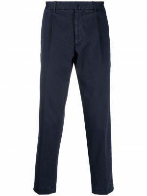 Delloglio брюки чинос Dell'oglio. Цвет: синий