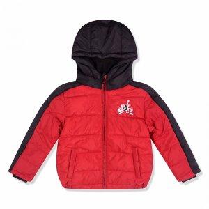 Jumpman Classic Puffer Jacket Jordan. Цвет: черно-красный
