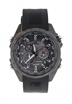 Часы Casio EDIFICE EQS-500C-1A1. Цвет: черный