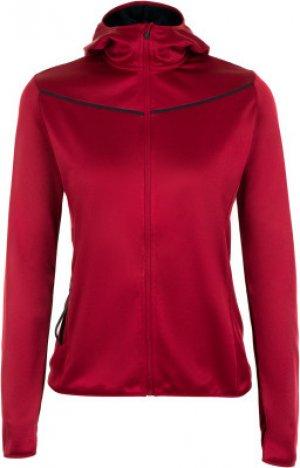 Толстовка женская Eaze Sweat Hood, размер 44-46 Craft. Цвет: красный