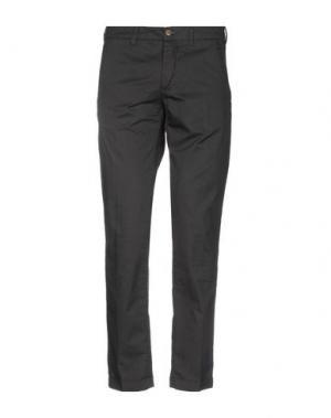 Повседневные брюки COAST WEBER & AHAUS. Цвет: стальной серый