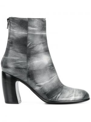 Ботинки Stewart Ann Demeulemeester. Цвет: черный