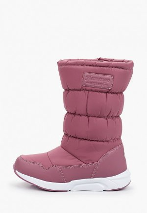 Дутики Flamingo. Цвет: розовый