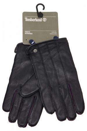 Перчатки Timberland. Цвет: черный, фиолетовый