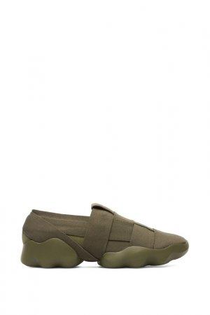 Кроссовки CAMPER. Цвет: зеленый