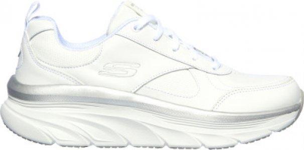 Кроссовки женские DLux Walker, размер 42 Skechers. Цвет: белый