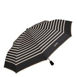 Зонт полуавтомат 207 черный JEAN PAUL GAULTIER