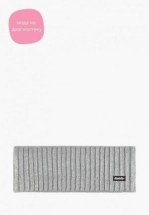 Повязка Eisbar Grania STB. Цвет: серый