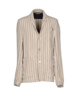 Пиджак PEOPLE LAB.. Цвет: светло-серый