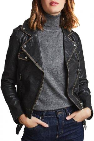 Jacket Isaco & Kawa. Цвет: black