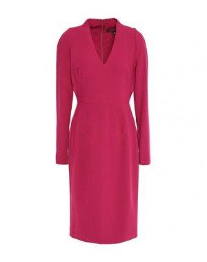 Платье до колена BLACK HALO. Цвет: пурпурный