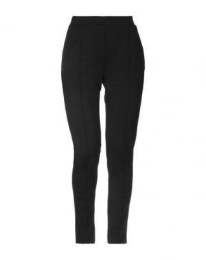 Повседневные брюки 2ND ONE. Цвет: черный