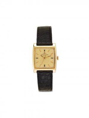 Наручные часы Club pre-owned 31 мм 1970-го года Jaeger-LeCoultre. Цвет: золотистый