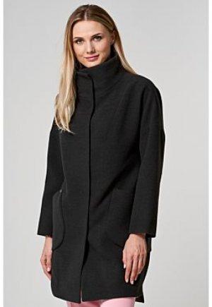 Полушерстяное пальто Electrastyle