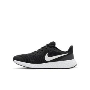 Обувь для бега по шоссе школьников Revolution 5 - Черный Nike