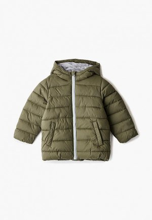 Куртка сноубордическая United Colors of Benetton. Цвет: хаки