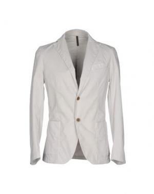Пиджак ALV ANDARE LONTANO VIAGGIANDO. Цвет: светло-серый