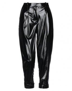 Брюки-капри ANNARITA N. Цвет: черный