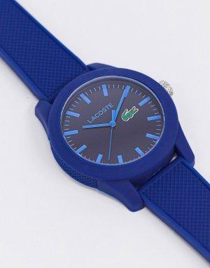 Синие часы unisex 12.12-Синий Lacoste