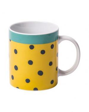 Для чая и кофе BITOSSI HOME. Цвет: желтый