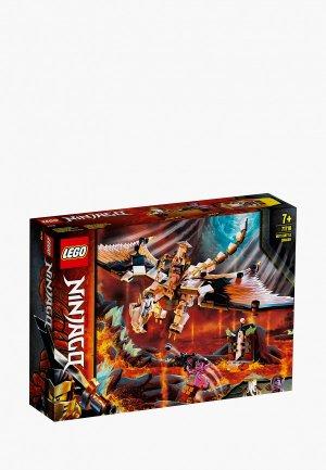Конструктор LEGO Wus Battle Dragon. Цвет: разноцветный