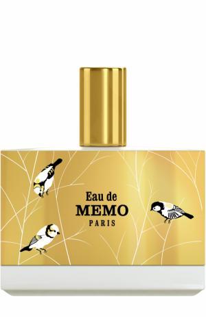 Парфюмерная вода Eau De Memo. Цвет: бесцветный