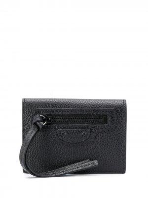 Мини-кошелек Neo Classic Balenciaga. Цвет: черный