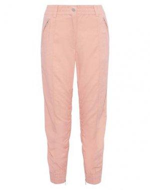 Повседневные брюки DEREK LAM 10 CROSBY. Цвет: розовый