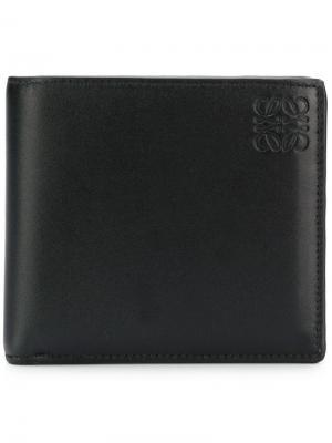 Бумажник Rainbow LOEWE. Цвет: черный