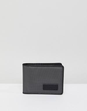 Бумажник Eastpak. Цвет: серый