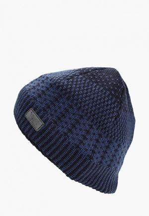 Шапка TuTu. Цвет: синий