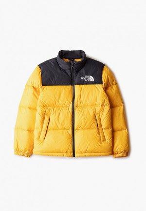 Куртка утепленная The North Face Y 96 RETRO JACKET. Цвет: желтый